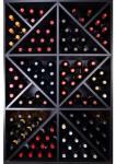 Renato JAX-modul fra RENATO, rack til 124 flasker