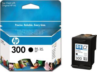 HP Blekkpatron No.300 Sort (4ml) CC640EE (Kan sendes i brev)