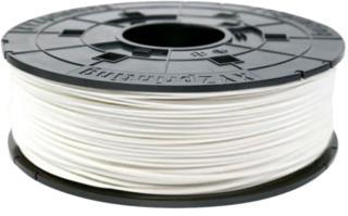 XYZprinting refill for filament cartridges, 600g ABS filament, white