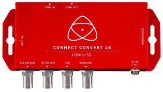 Atomos Connect Convert 4K - HDMI til SDI med scale/