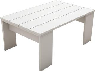 Gersby Sofabord 90 cm - Hvit