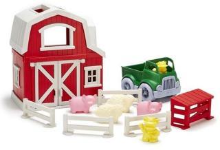 Green Toys Green Farm Toys GTPFRM1158