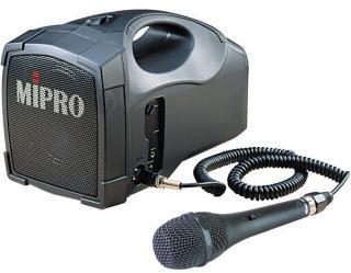 Mipro MA-101C/MM-107 Bærbar PA m/Mikrofon