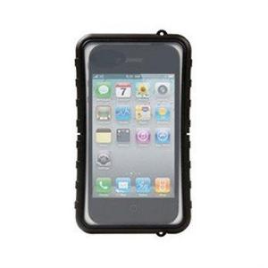 Krusell SEALABOX Vanntett Mobilpose - L - Svart