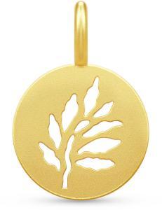 Julie Sandlau Signature Pendant - Gold Halskjede Anheng Gull Julie Sandlau Women