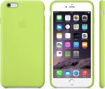 Apple iPhone 6 Plus Silicon Case Green