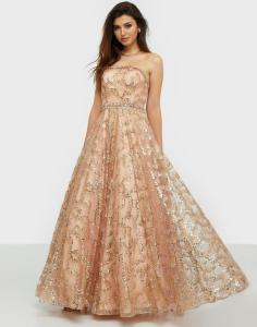 Forever Unique Georgia Dress dame