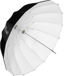 Westcott Deep Umbrella White 109 cm Dyp hvit paraply 109cm. (43