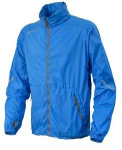 Warmpeace Speed Treningsjakke Blue M