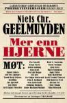 Mer enn hjerne Niels Chr. Geelmuyden {TYPE#Innbundet}