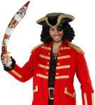 Widmann Oppblåsbart piratsverd - Piratsverd og våpen