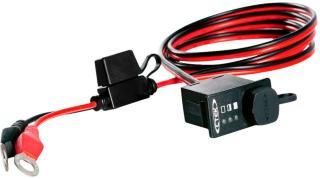 C-TEK Ladepanel Comfort Indicator