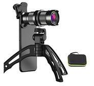 Apexel 4-12x Telefoto Zoomobjektiv til Smarttelefon