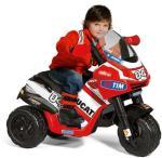 Peg Perego Motorsykkel for barn Ducati Desmosedici - Elektrisk  - 6V