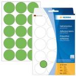 Herma Etikett grønn 32mm 4008705022750 (Kan sendes i brev)