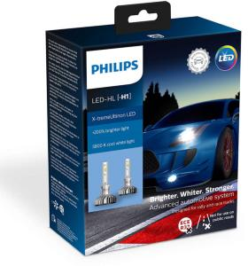 LED-pære Philips X-TremeUltinon +200%, H1