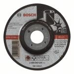 Slipeskive Bosch AS 30 S INOX BF 115x6 mm