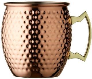 LYNGBY GLAS LYNGBY GLAS KRUS KOBBER HAMRET MOSCOW MULE 0,5L