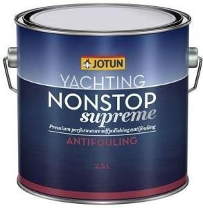 JOTUN NONSTOP SUPREME HVIT 2,5L