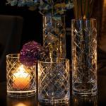 Magnor Skyline Lux Clear vase/stormlykt 150 mm