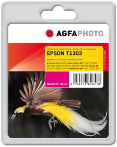AGFAPHOTO magenta - blekkpatron (alternativ for: Epson T1303, Epson C13T13034010) (APET130MD)
