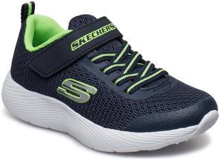 Skechers Boys Dyna-Lite Sneakers Sko Grønn Skechers