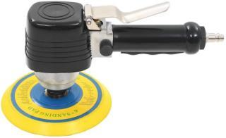 vidaXL Eksentersliper luft med håndtak 150 mm