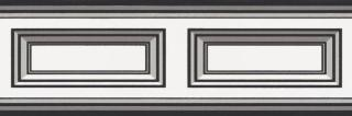 Sandberg LOUIS WHITE/BLACK - 901-01