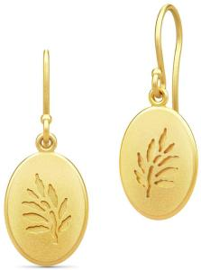 Julie Sandlau Classic Earrings - Gold Øredobber Smykker Gull Julie Sandlau Women