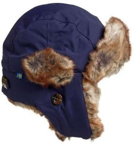 Isbjörn Squirrel Winter Cap Navy (#343559) 48/50cm
