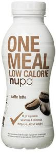 Nupo One Meal Caffe Latte - 330 ml