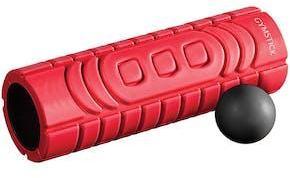 Massasjesett Gymstick Travel Roller og Myofascia Ball