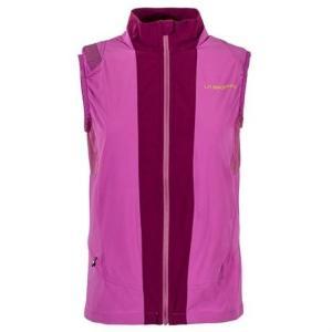 La Sportiva Torpedo Vest, dame Purple - Plum (#BC4690, #820142) L