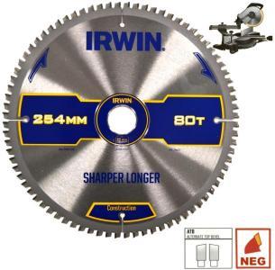 Sagblad for tre Irwin 250x3,2x30,0 mm Z40