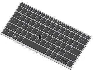 HP erstatningstastatur for bærbar PC - Dansk (L15500-081)