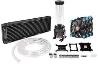 Thermaltake Pacific R360 D5 Water Cooling Kit sett for væskekjølesystem (CL-W197-CU00BU-A)