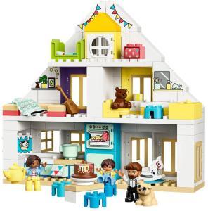 Lego Modulbasert lekehus 10929