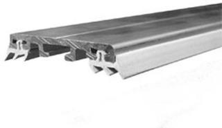Plastmo dekklist t/alu skjøteprofil til 16mm 6 meter PLASTMO
