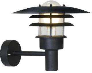 Namron Volga vegglampe E27 sort 3234677 Taklampe / Vegglampe