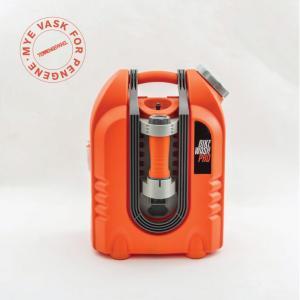 BikeWash Pro 20L Høytrykkspyler Smart batteridrevet høytrykkspyler! 75W