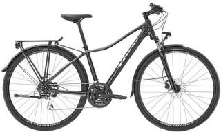 Trek Dual Sport 2 Equipped dame, hybridsykkel Dnister Black XS 2020