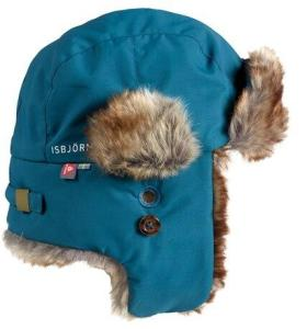 Isbjörn Squirrel Winter Cap Petrol (#167393) 48/50cm