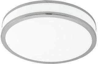 Palermo 2 takplafond krom/hvit 18W LED andre merkevarer