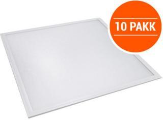 Namron LED Panel 600x600 40W 4000K 10PK 89996 Taklampe / Vegglampe