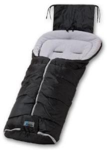 Altabebe Vintervognpose Active svart/grå