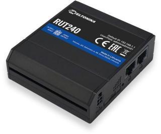 TELTONIKA RUT240 (GLOBAL) 4G LTE Router (RUT24007E000)
