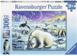 Ravensburger Puslespill XXL 300 Deler Polar Animals Gathering