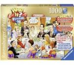 Ravensburger Puslespill 1000 Deler What if? No16 The Wedding