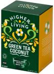 Higher Living Green Tea Coconut - 20 Pose
