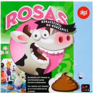 Rosas Kurukespill Brettspill Norsk utgave